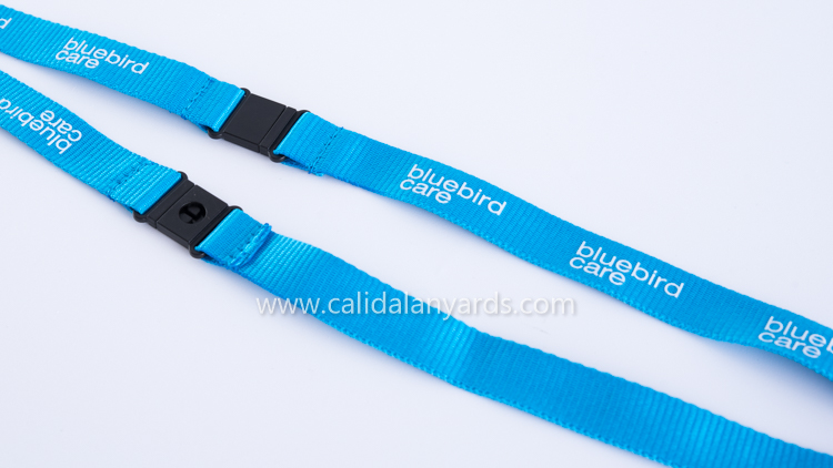 Lanyard with One Side Printing
