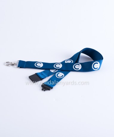 dark_blue 25mm silk_screen_ printed polyester lanyard with safety breakaway_m2
