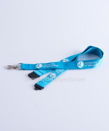 light_blue 20mm silk_screen_ printed polyester lanyard with safety breakaway_m2-1